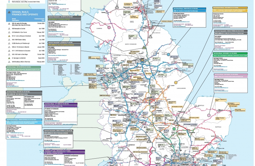 Finding Out How Highways England Keep Drivers Safe In