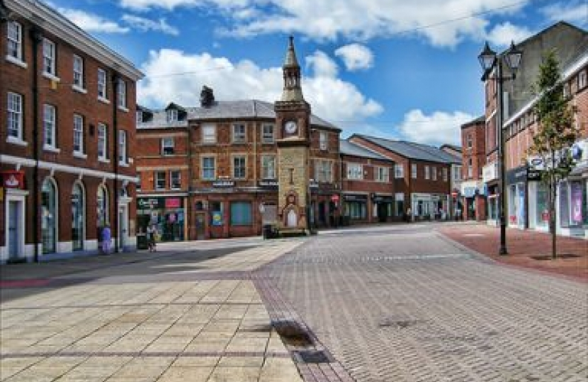 Time to give your views on the future of Ormskirk town centre ...