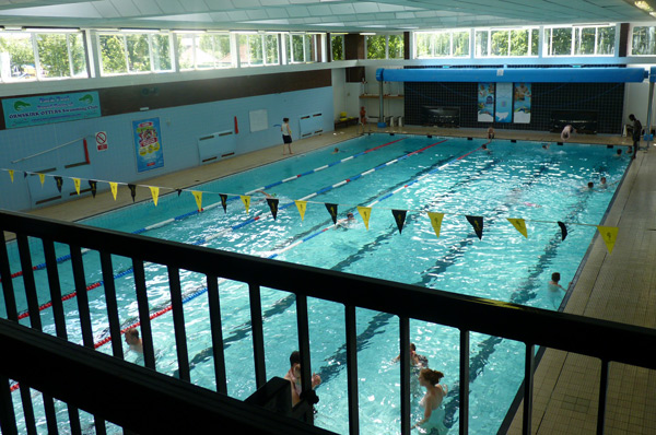 Future of ormskirk park pool west lancashire for Mark morris high school swimming pool